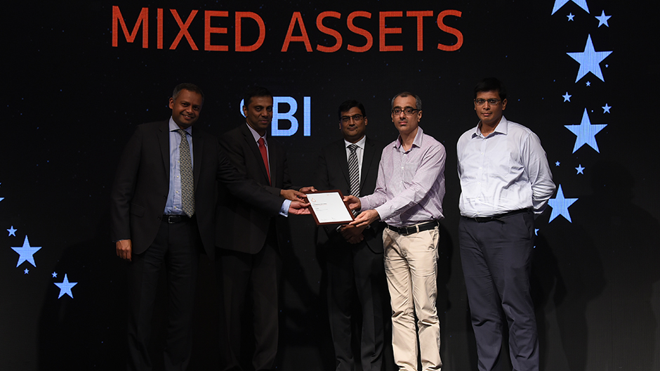 Lipper Group Fund Awards, Mixed Assets Category: Winner - SBI