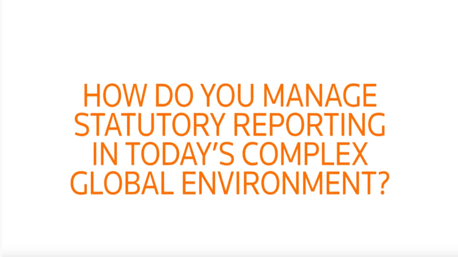 Learn how ONESOURCE Statutory Reporting can standardise and simplify the Statutory Reporting process, providing greater control, flexibility and transparency